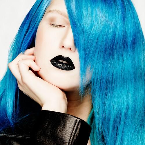jenny in blue
